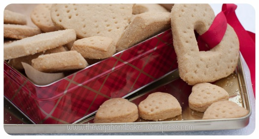 Scottish Shortbread | Vagabond Baking