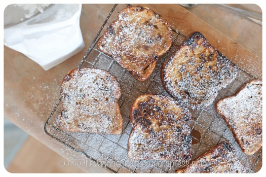 Fruity French Toast | Vagabond Baking