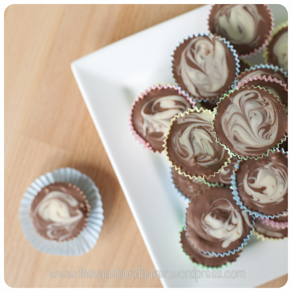 Easy Peanut Butter Cups | Vagabond Baking