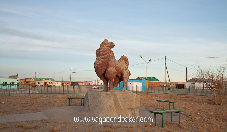 Mandalovoo, Mongolia