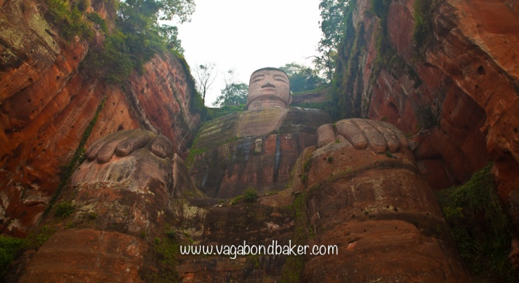The Grand Buddha of Leshan | China